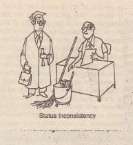 Status inconsistency